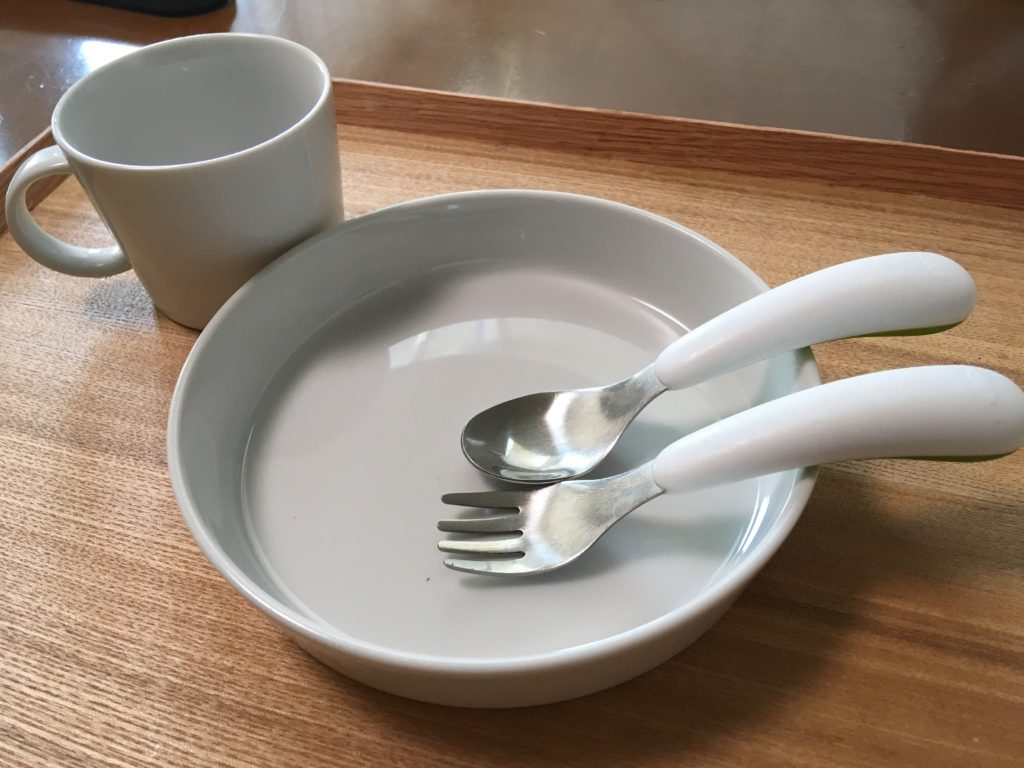 OXO Tot スプーン&フォークセット